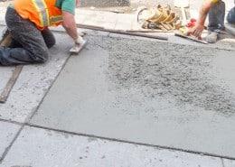 Concrete Setting Sacramento