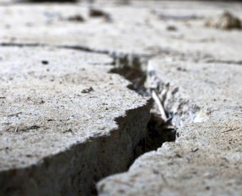 Cracking Concrete Sacramento