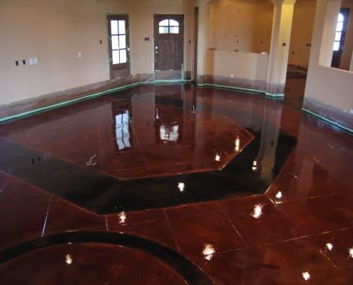 Indoor Concrete Sacramento