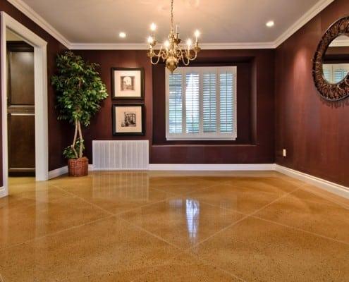 Indoor Concrete in Sacramento