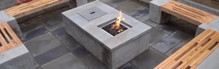 outdoor concrete Sacramento