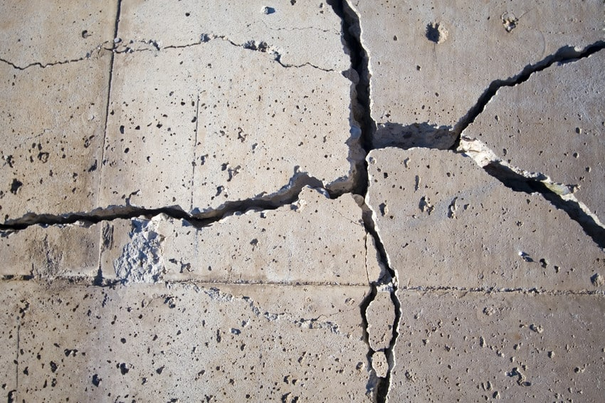 Concrete Need Repair